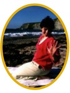 Swami Vishnudevananda, Swami Nadabrahamananda y ovidio. Sivananda Yoga Camp, Canadá 1977